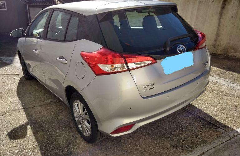 Toyota Yaris 1.3 XL Plus Tech CVT (Flex) - Foto #1