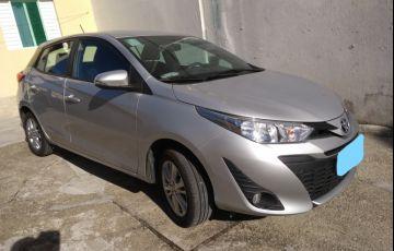 Toyota Yaris 1.3 XL Plus Tech CVT (Flex) - Foto #2
