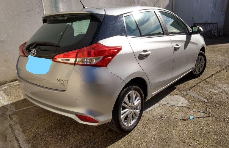 Toyota Yaris 1.3 XL Plus Tech CVT (Flex) - Foto #3