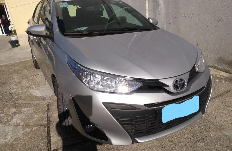 Toyota Yaris 1.3 XL Plus Tech CVT (Flex) - Foto #4
