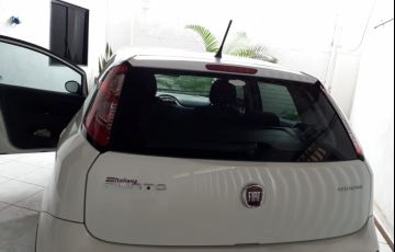 Fiat Punto Attractive 1.4 (Flex) - Foto #1