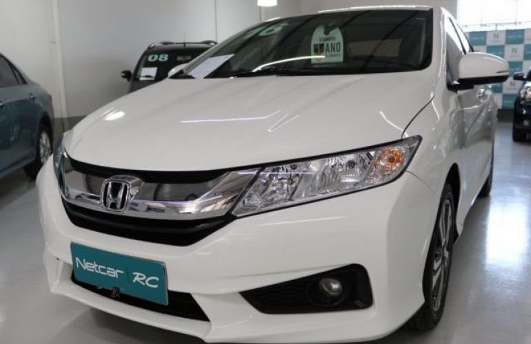 Honda City EX 1.5 16V i-VTEC FlexOne - Foto #1