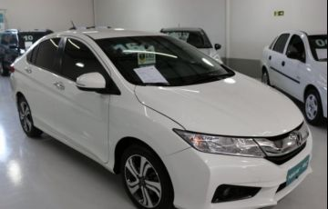 Honda City EX 1.5 16V i-VTEC FlexOne - Foto #3