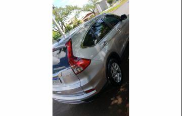 Honda CR-V EXL 2.0 16v 4x4 FlexOne (Aut) - Foto #9