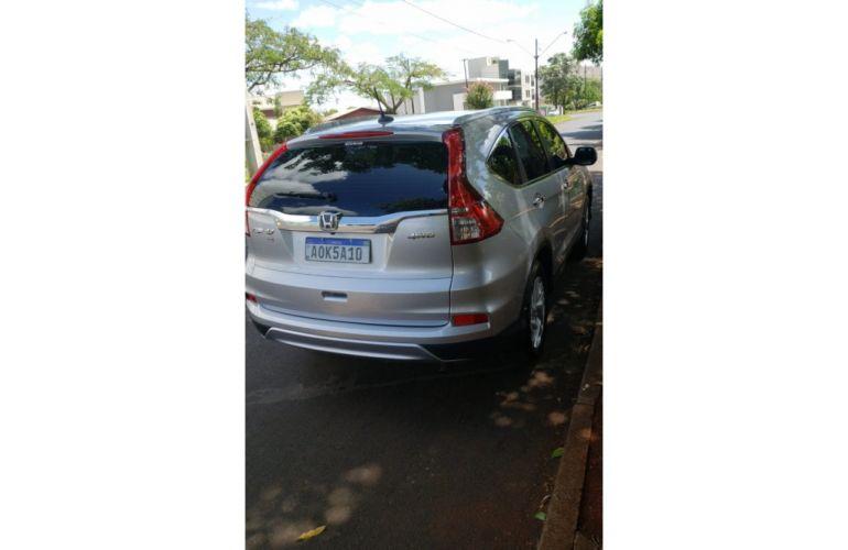 Honda CR-V EXL 2.0 16v 4x4 FlexOne (Aut) - Foto #10