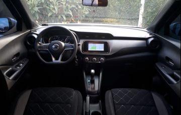 Nissan Kicks 1.6 S CVT (Flex) - Foto #3