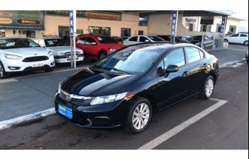 Honda Civic Sedan LXS 1.8 - Foto #1