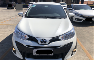 Toyota Yaris Sedan 1.5 XL Plus Connect Tech CVT