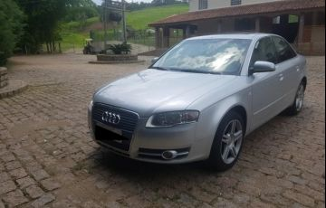 Audi A4 1.8 20V Turbo (163hp) (multitronic)