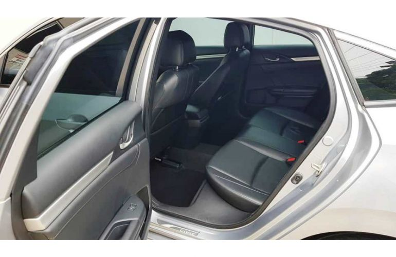 Honda Civic 2.0 EX CVT - Foto #9