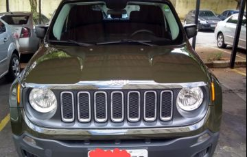 Jeep Renegade 1.8 (Aut) (Flex) - Foto #5