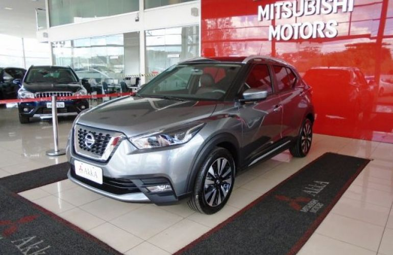 Nissan Kicks SL Xtronic CVT 1.6 16V Flex - Foto #1