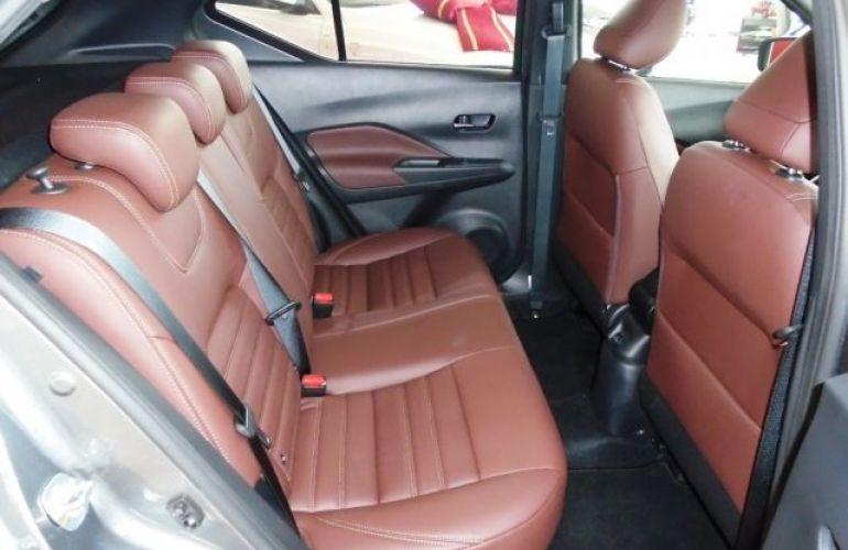Nissan Kicks SL Xtronic CVT 1.6 16V Flex - Foto #8