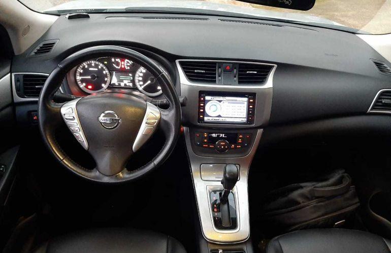 Nissan Sentra SV 2.0 CVT (Flex) - Foto #4