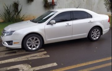 Ford Fusion 3.0 V6 SEL