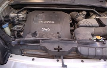 Hyundai Tucson GLS 2.7 V6 24V (aut.)