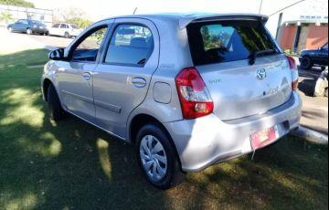 Toyota Etios Ready 1.5 (Aut) (Flex)