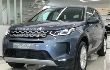 Land Rover Discovery Sport S D180