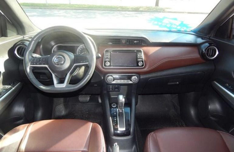 Nissan Kicks SL + Pack Tech 1.6 16V FLex - Foto #3