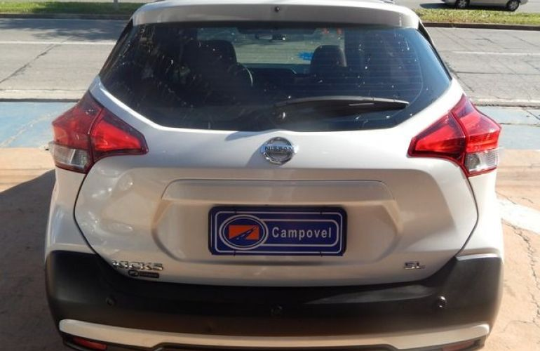 Nissan Kicks SL + Pack Tech 1.6 16V FLex - Foto #5