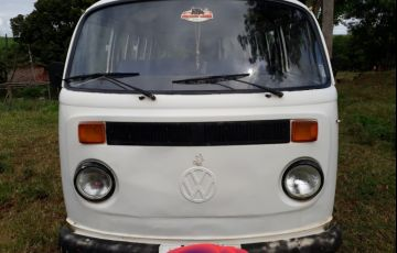 Volkswagen Kombi Luxo 1.6 - Foto #2