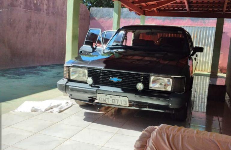 Chevrolet Opala Sedan Comodoro 4.1 - Foto #8