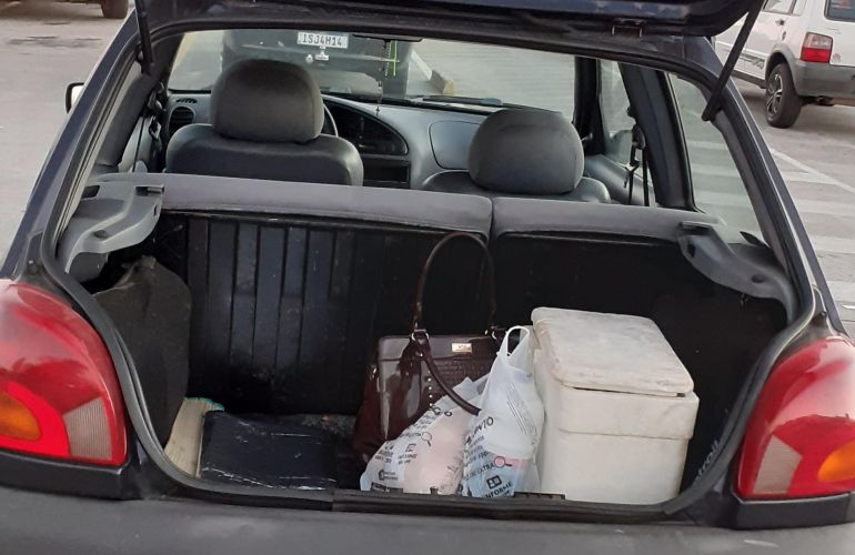 Ford Fiesta Hatch 1.0 MPi - Foto #9