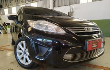 Ford New Fiesta Sedan 1.6 SEL (Flex)
