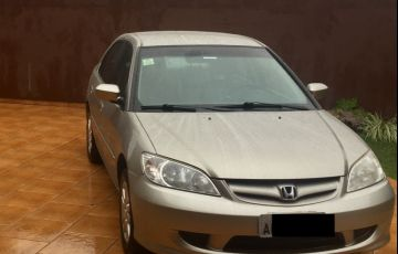 Honda Civic Sedan LXL 1.7 16V (Aut) - Foto #1