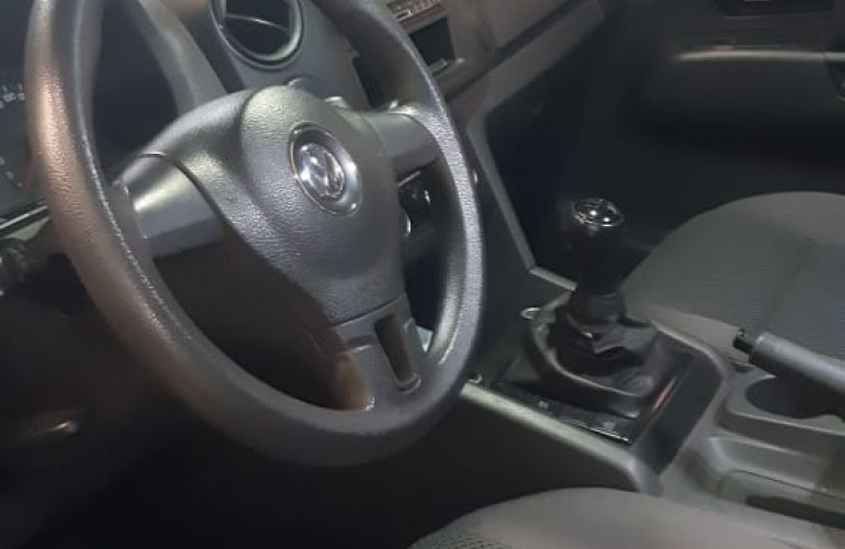 Volkswagen Amarok 2.0 TDi - Foto #8