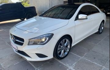 Mercedes-Benz CLA 200 First Edition 1.6 16V Turbo