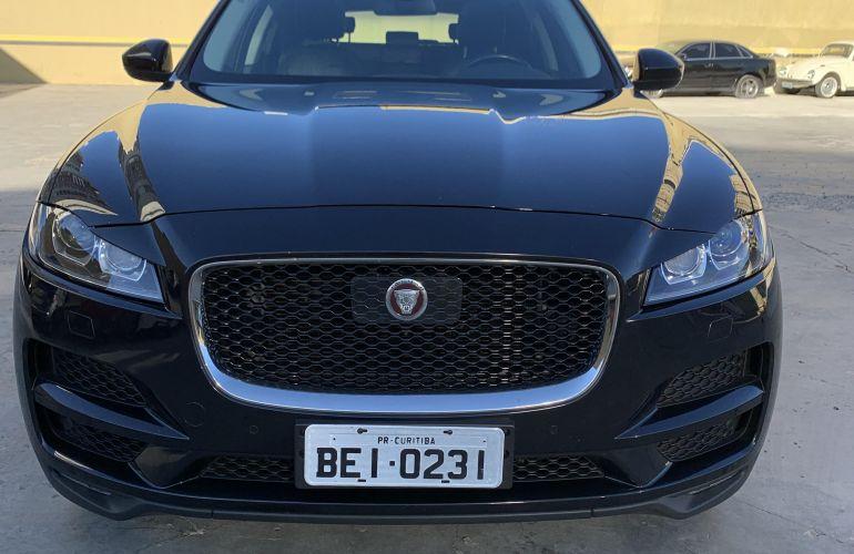 Jaguar F-Pace 2.0D Prestige 4WD - Foto #5