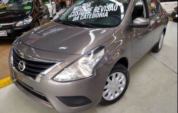 Nissan Versa 1.6 16V Flexstart S