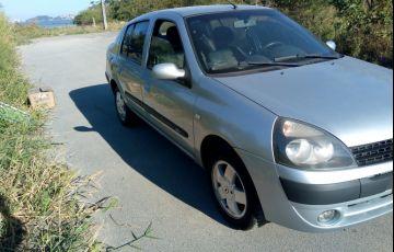 Renault Clio Sedan Privilége Hi-Power 1.0 16V - Foto #2
