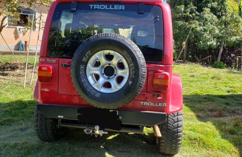 Troller T4 4x4 2.8 Turbo (teto rígido) - Foto #6