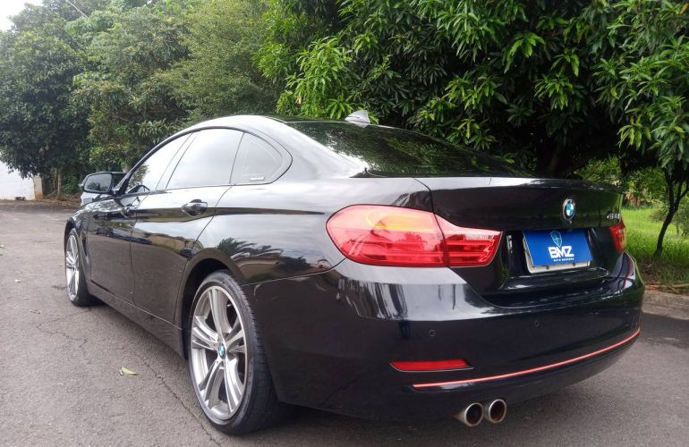 BMW 428i Gran Coupe Sport - Foto #7