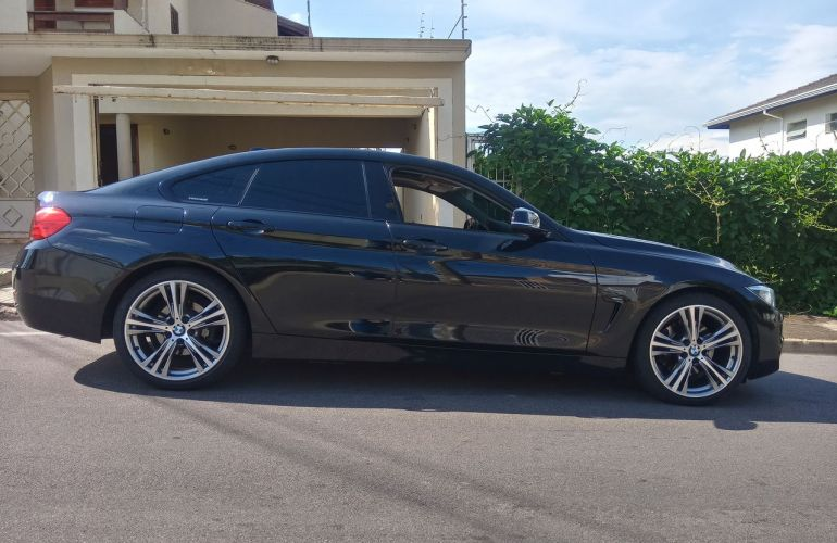 BMW 428i Gran Coupe Sport - Foto #9