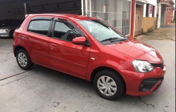 Toyota Etios Ready 1.5 (Aut) (Flex) - Foto #2