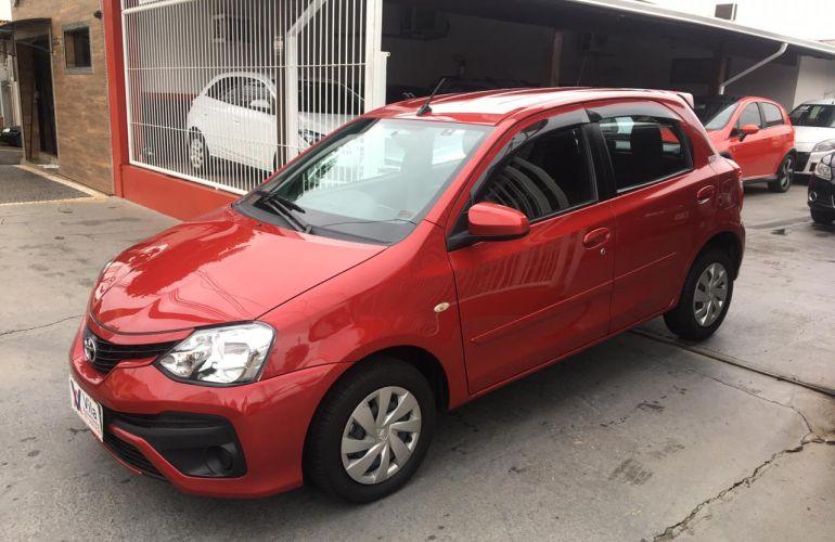 Toyota Etios Ready 1.5 (Aut) (Flex) - Foto #3