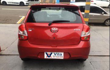 Toyota Etios Ready 1.5 (Aut) (Flex) - Foto #4
