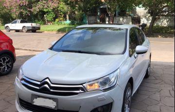 Citroën C4 Lounge Exclusive 1.6 THP (Aut) - Foto #5