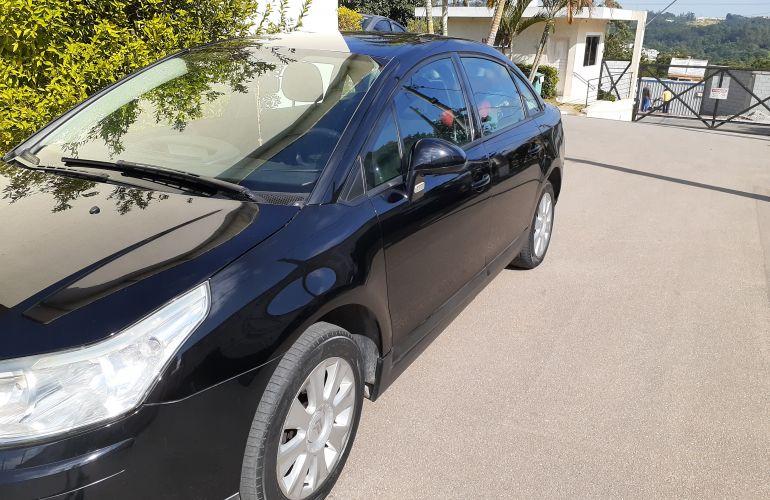 Citroën C4 Pallas GLX 2.0 16V (flex) (aut) - Foto #8
