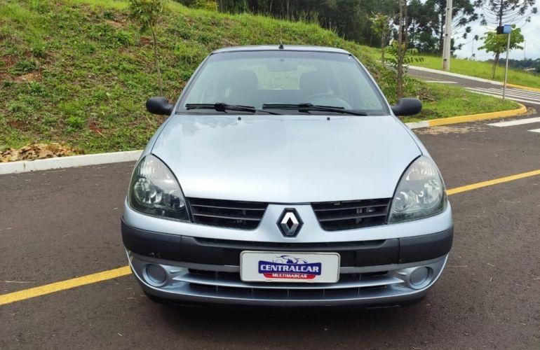 Renault Clio Hatch. Expression 1.6 16V (flex) - Foto #2