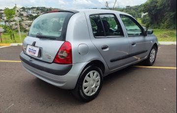 Renault Clio Hatch. Expression 1.6 16V (flex) - Foto #6