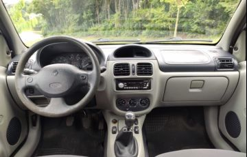 Renault Clio Hatch. Expression 1.6 16V (flex) - Foto #7