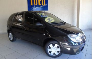Renault Scénic Authentique 1.6 16V Hi-Flex