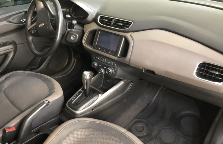 Chevrolet Prisma 1.4 LTZ SPE/4 (Aut) - Foto #9