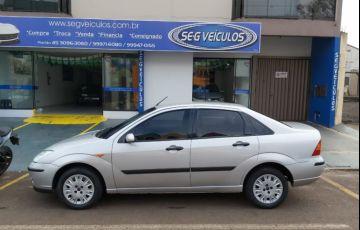Ford Focus Sedan GLX 1.6 8V (Flex)