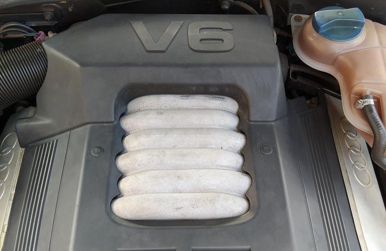 Audi A4 2.8 V6 12V - Foto #4