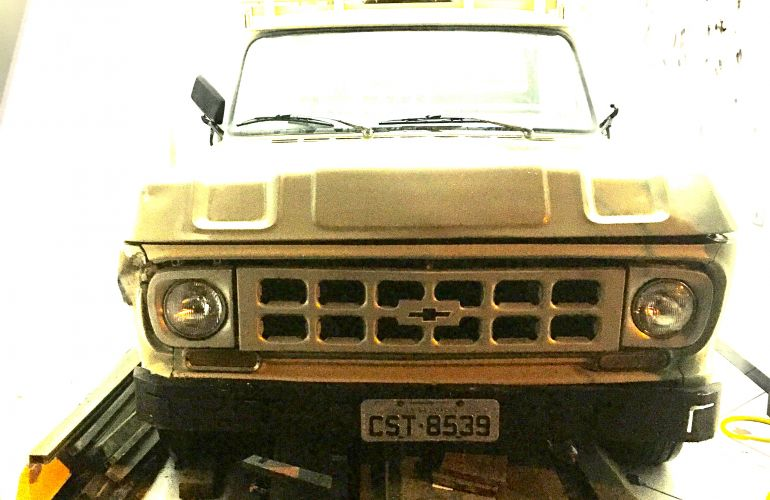 Chevrolet C10 Pick Up Luxe 2.5 (Cab Simples) - Foto #1